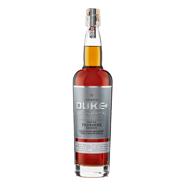 Duke 9 Yr Grand Cru Founders Reserve Whiskey 750ml