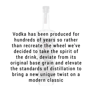 Deviant Spirits DV8 Vodka 750mL