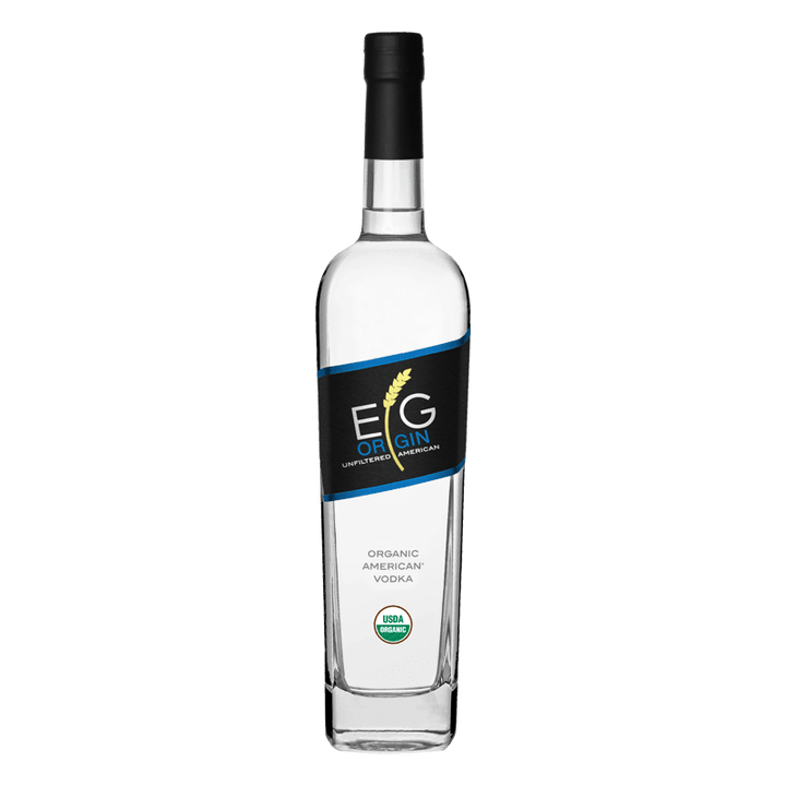 EG Organic American Vodka 750ml