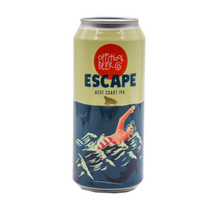 Offshoot Escape West Coast IPA 16.oz