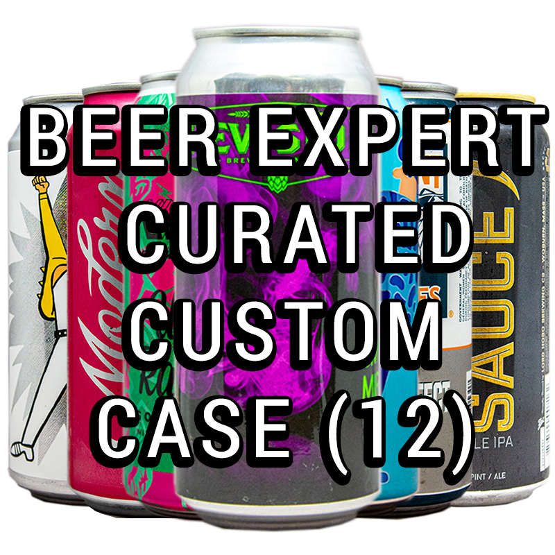 Let Our Expert Pick Your Case (12 BEERS)