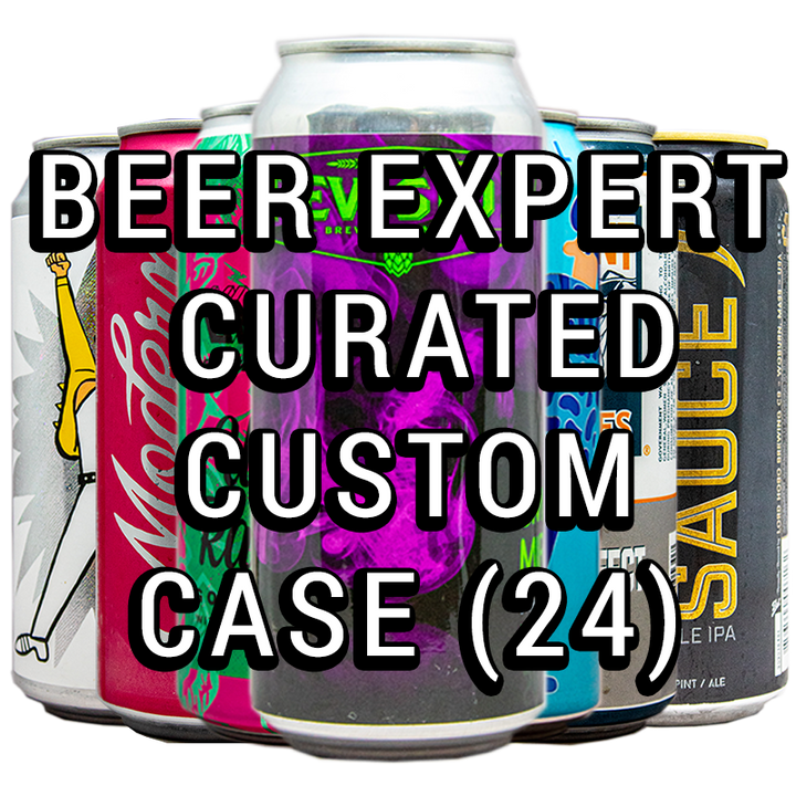 Let Our Expert Pick Your Case (24 BEERS)