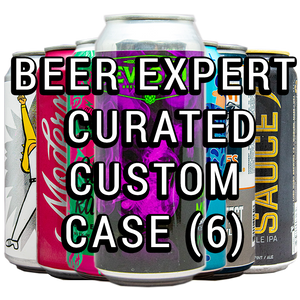 Let Our Expert Pick Your Case (6 BEERS)