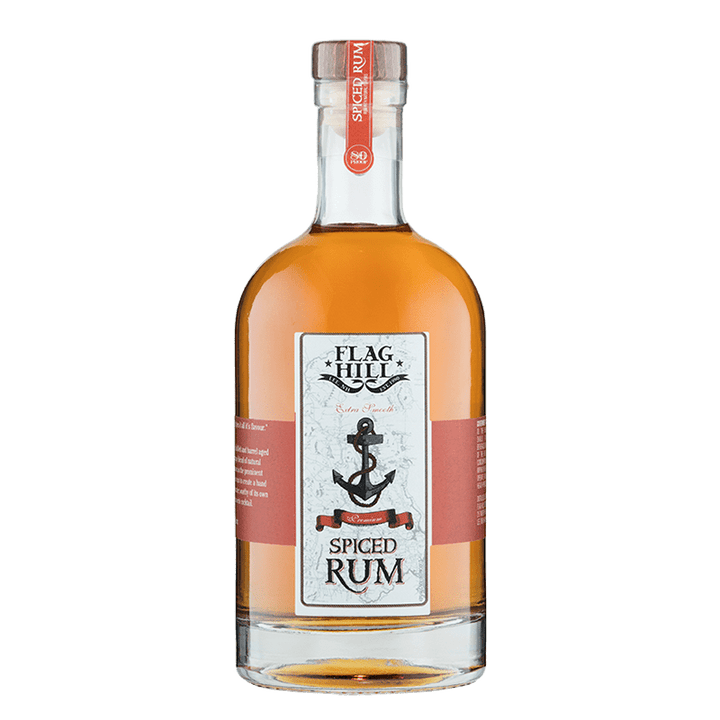 Flag Hill Spiced Rum 750mL buy online great american craft spirits