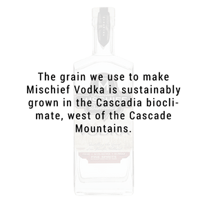 Fremont Mischief Distilling Vodka 750mL