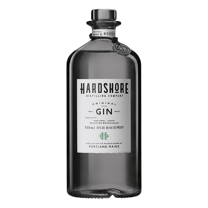 Hardshore Distillery Original Gin 750ml buy online great american craft spirits