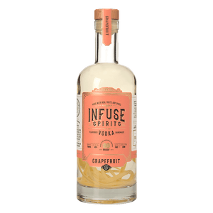 INFUSE SPIRITS GRAPEFRUIT VODKA 750ml