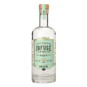 INFUSE SPIRITS PREMIUM VODKA 750ml