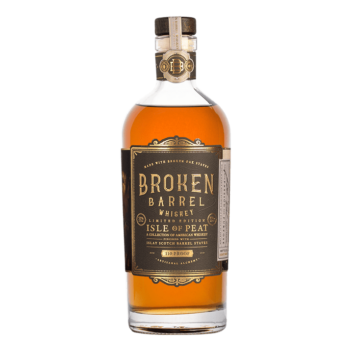INFUSE SPIRITS BROKEN BARREL ISLE OF PEAT SCOTCH WHISKEY 750ml