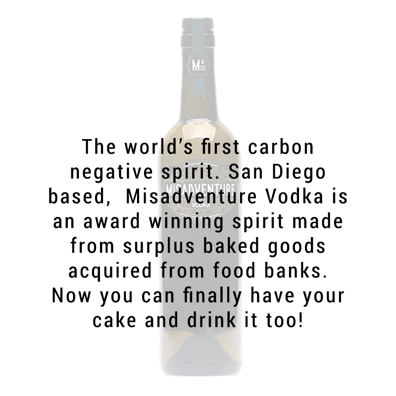 Misadventure & Company Vodka 750mL