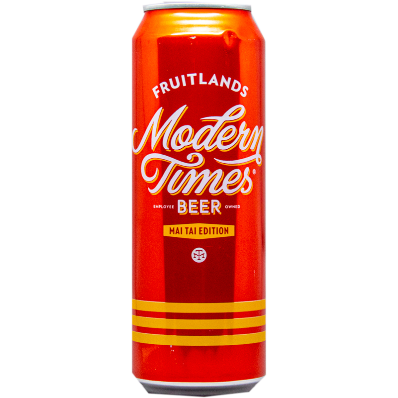 MODERN TIMES FRUITLANDS MAI TAI EDITION 19.oz