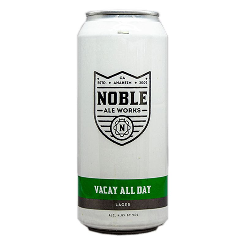 NOBLE ALE WORKS VACAY ALL DAY 16oz
