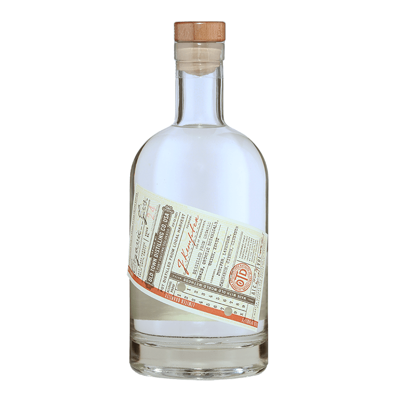 Old Town Distilling Co. Organic Gin 750mL