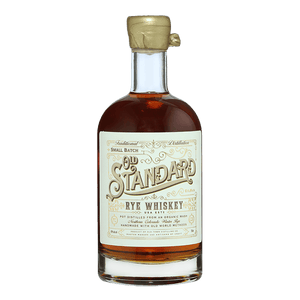 Old Town Distilling Co. Rye Whiskey 750mL