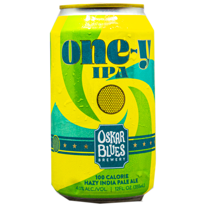 OSKAR BLUE ONE-Y IPA HIPA 12.oz