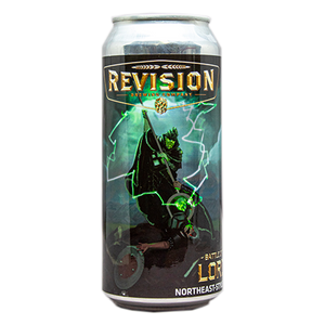 REVISION BATTLE OF THE LORDS HAZY IPA 16.oz