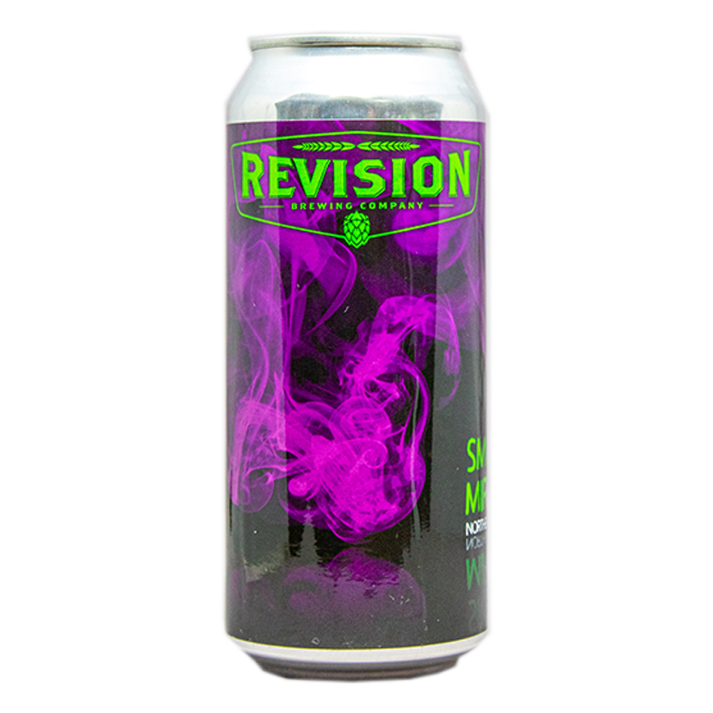 REVISION SMOKE AND MIRRORS NORTHEAST STYLE DIPA 16.oz