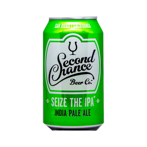 SECOND CHANCE SEIZE THE IPA IPA 12.oz
