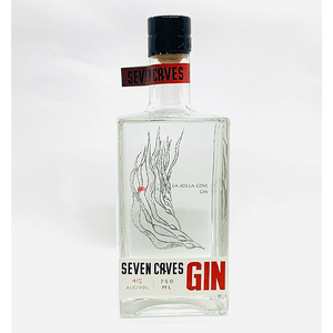 SEVEN CAVES GIN 750ml