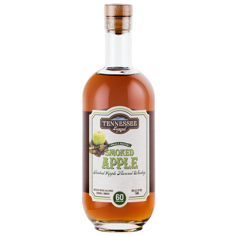 Tennessee Legend Apple Smoked Whiskey 750ml