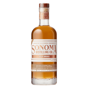 Sonoma Distilling Distiller's Edition Wheat Whiskey 750mL