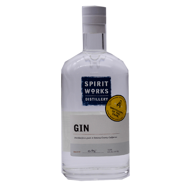 SPIRIT WORKS DISTILLERY GIN 750mL