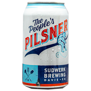 SUDWERK THE PEOPLES PILSNER 12.oz