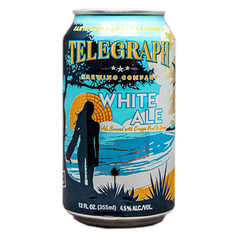 TELEGRAPH WHITE ALE 12.oz