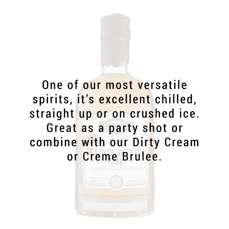 Tennessee Legend Peanut butter Cup Whiskey 750ml