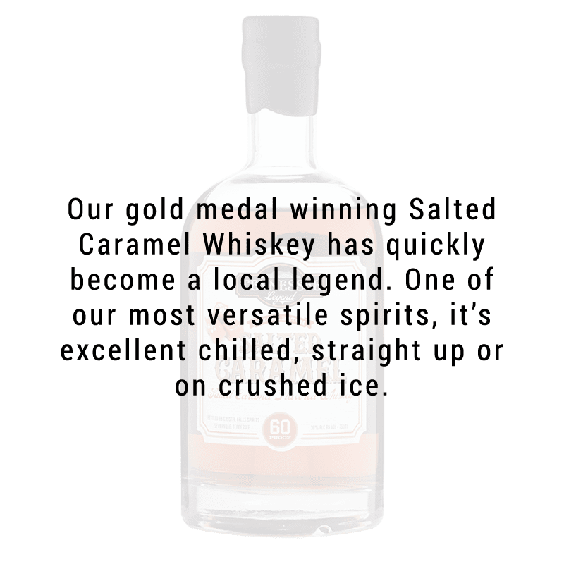 Tennessee Legend Salted Caramel Whiskey 750mL