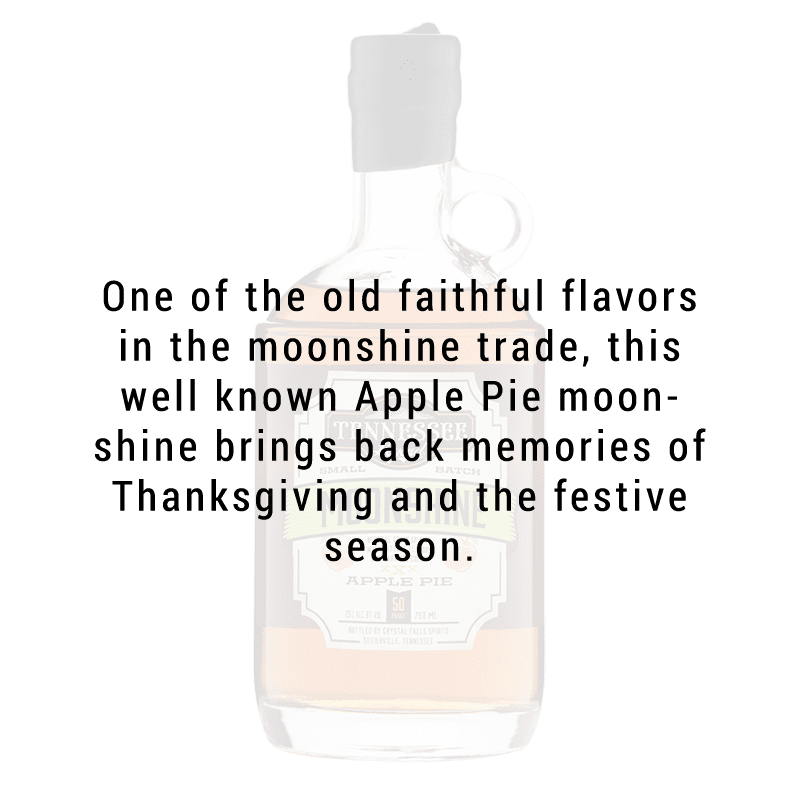 Tennessee Legend Apple Pie Moonshine 750mL