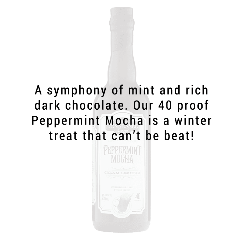 Tennessee Legend Peppermint Mocha 750mL