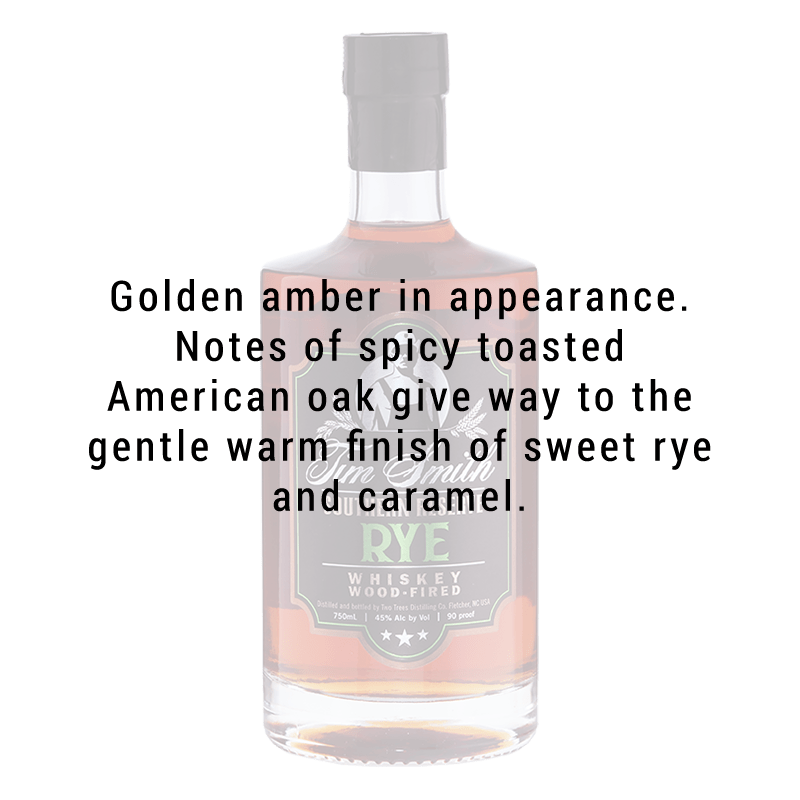 Tim Smith's Southern Reserve Rye Whiskey 750ml