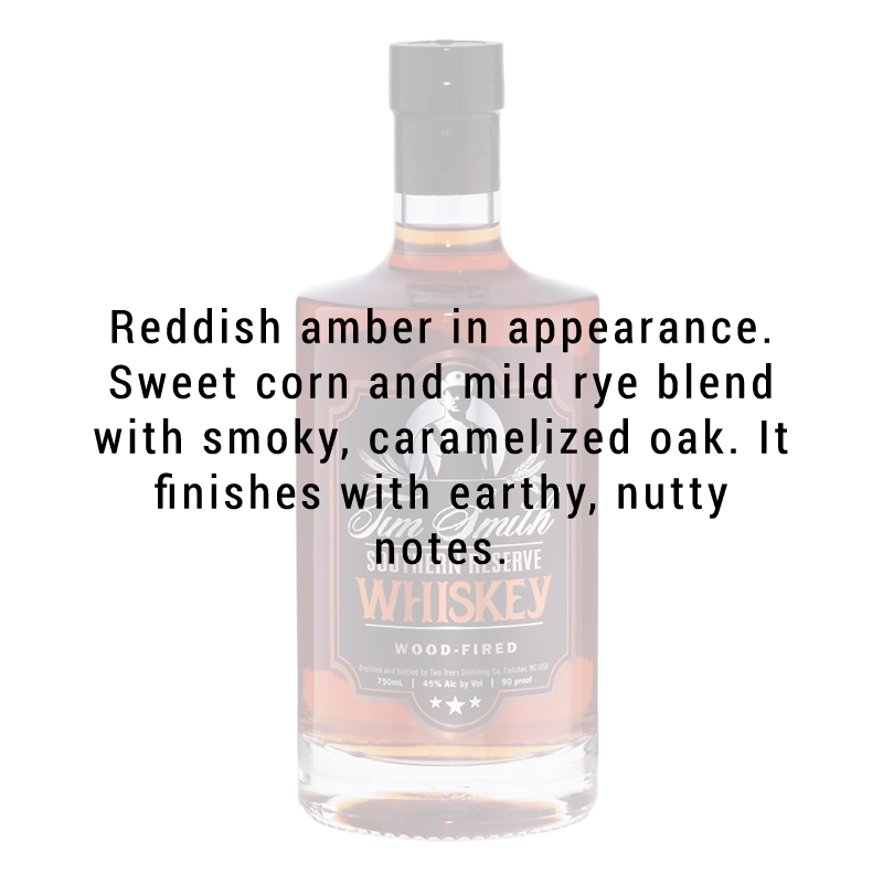 Tim Smith's Southern Reserve Whiskey 750ml
