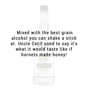 OD Beverage Company Uncle Cecil's Hornet Honey Liqueur 1L