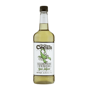 OD Beverage Company Uncle Cecil's Scorpion Venom Liqueur 1L buy online great american craft spirits
