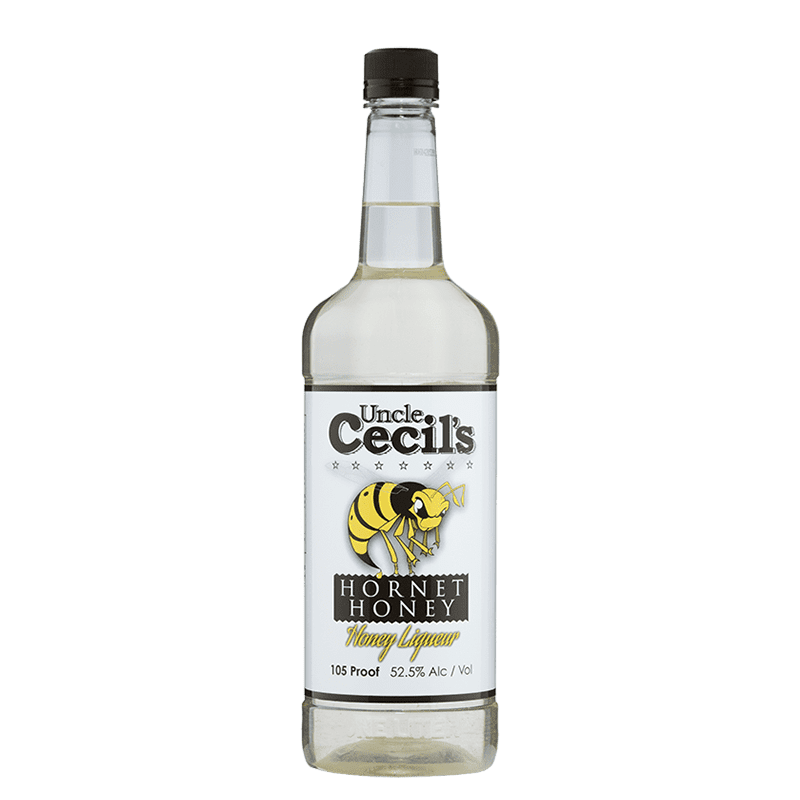 OD Beverage Company Uncle Cecil's Hornet Honey Liqueur 1L great american craft spirits