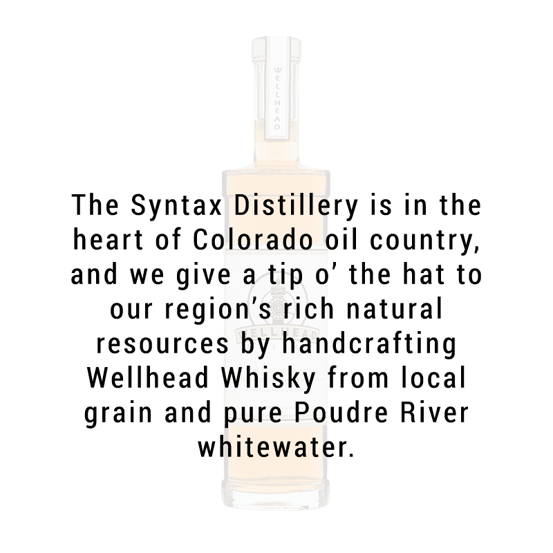 Syntax Distillery Wellhead Whiskey 750ml