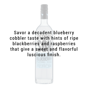Western Son Blueberry Vodka 750ml