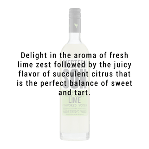 Western Son Lime Vodka 750ml