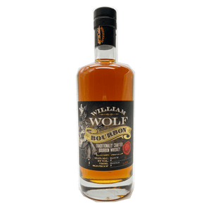 WILLIAM WOLF BOURBON 750mL