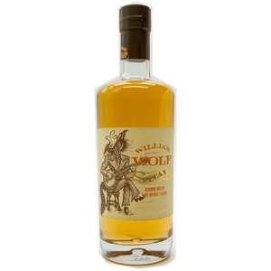 WILLIAM WOLF PECAN BOURBON 750mL