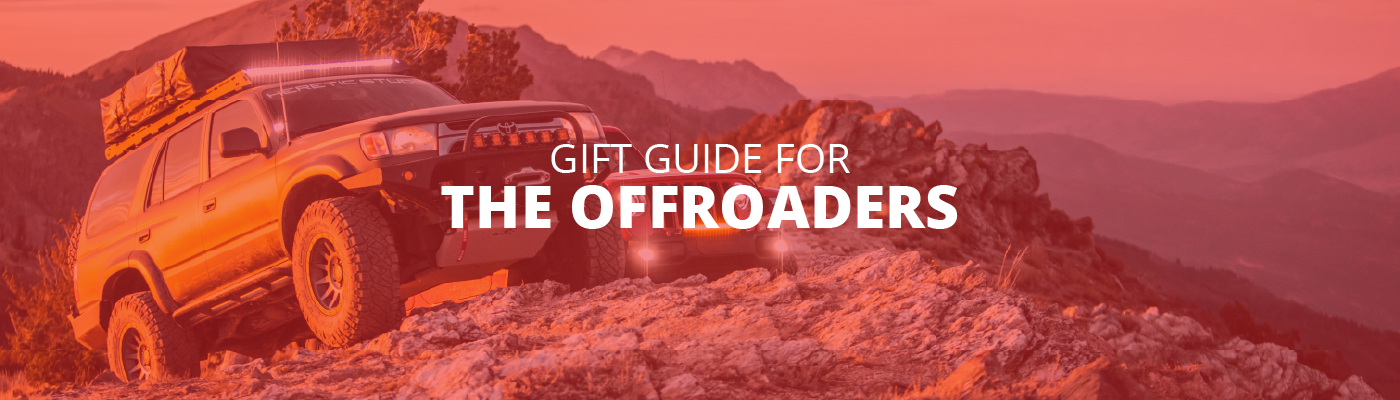 Gift Guide for the Offroader