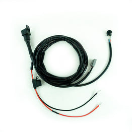 Wiring Harness - Single Light - 40 inches and larger