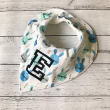 Load image into Gallery viewer, Bamboo Bandana Bib - Neverland