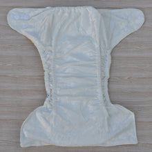 Load image into Gallery viewer, 100% Bamboo Cloth Nappy Ivory