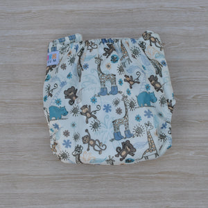 100% Bamboo Cloth Nappy Zoo