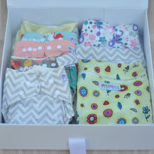 Load image into Gallery viewer, Personalised Nappy Gift Pack - Large