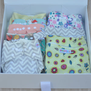 Personalised Nappy Gift Pack - Large
