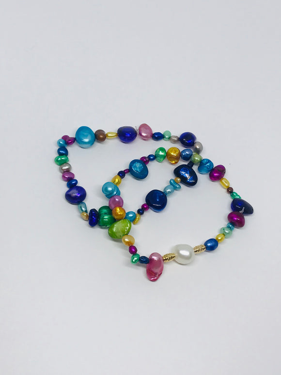 Multicolor Perlas Set